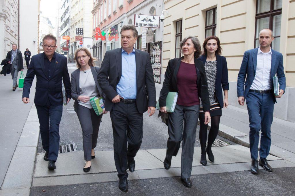 Na lepi turkizno-zeleni koaliciji