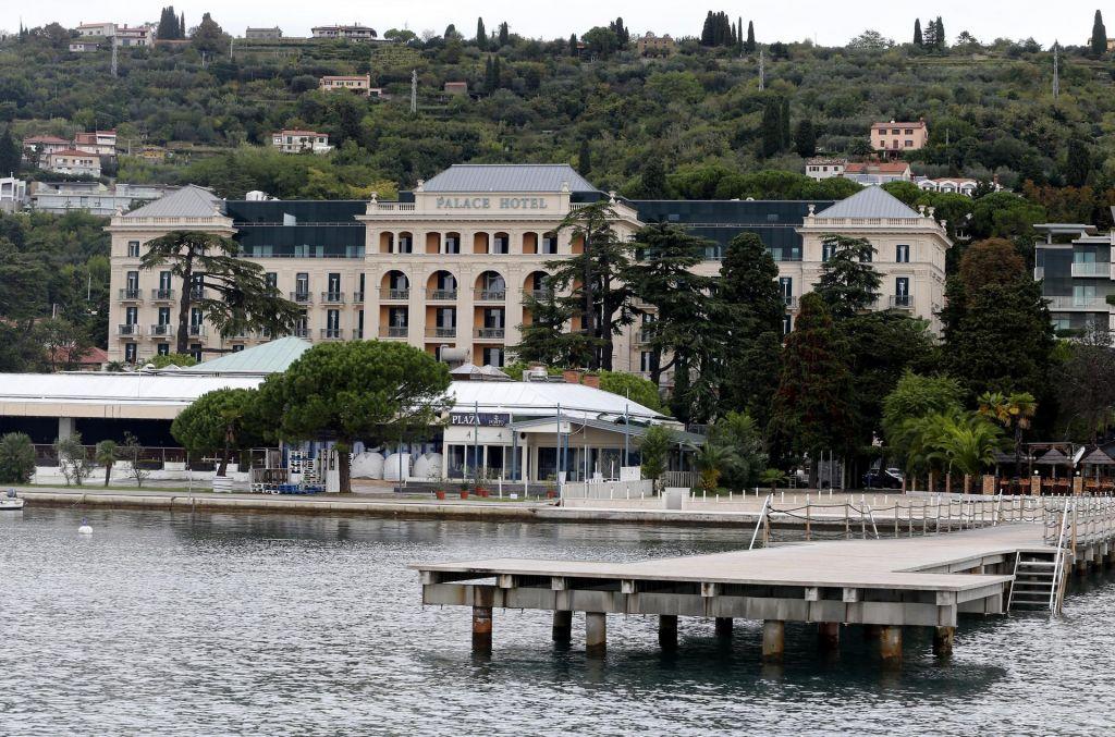 Gašpar Mišič: »Kempinski Palace bo dobil plažo«