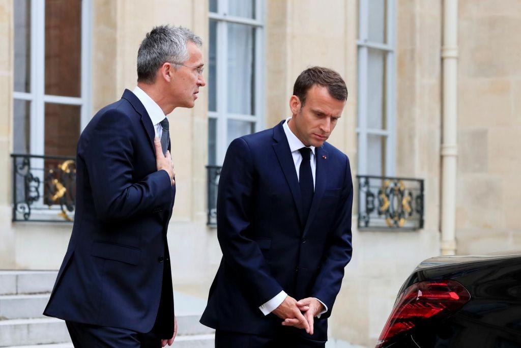 Macron je pokopal duha s Sorbone