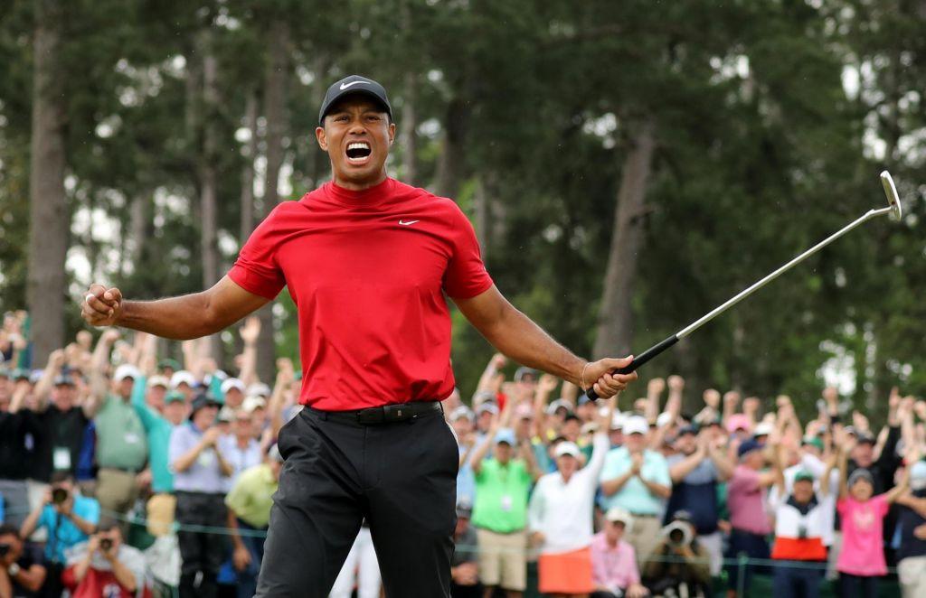 Tiger Woods je izbral samega sebe