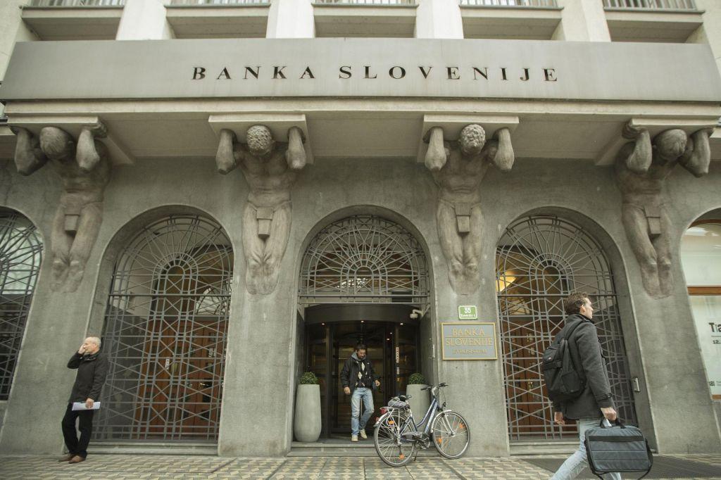 Čemu imamo Banko Slovenije?