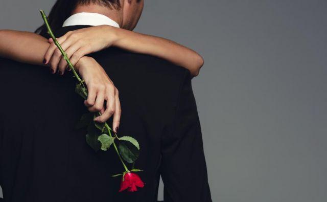 Spoznal sem drugo žensko FOTO: Shutterstock
