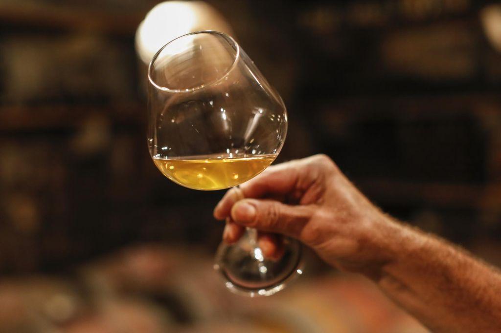 Slovenec je v lanskem tržnem letu povprečno popil 32,7 litrov vina