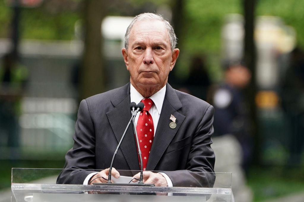 Bloomberg v strahu, da nihče ne bo premagal Trumpa, vložil kandidaturo za demokratsko nominacijo