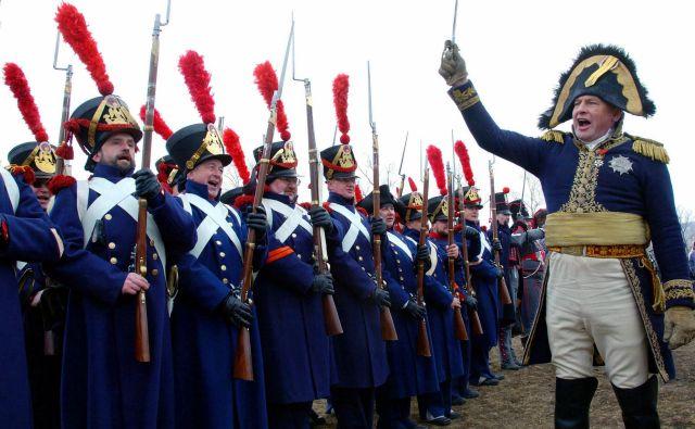 Oleg Sokolov je znan zgodovinar in raziskovalec Napoleona. FOTO: Reuters