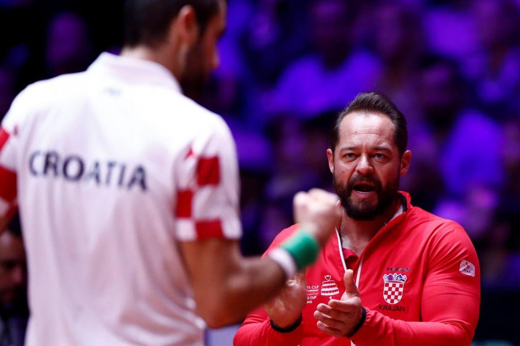 Razsulo v hrvaški ekipi za Davisov pokal: kdo bo vodil branilce lovorike?