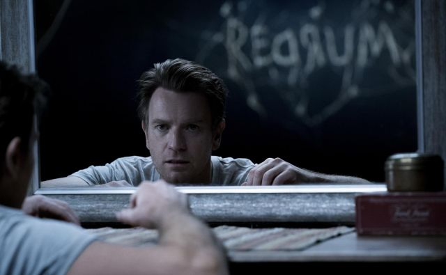 Danny Torrance (Ewan McGregor) se v filmu <em>Doktor Sleep</em> vrne v strašljiv hotel Overlook.<br /> Foto: promocijsko gradivo