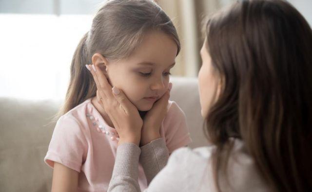 Odziv otrok na ločitev je odvisen od mnogih dejavnikov, med drugim od značaja in tudi starosti. Foto Gettyimages
