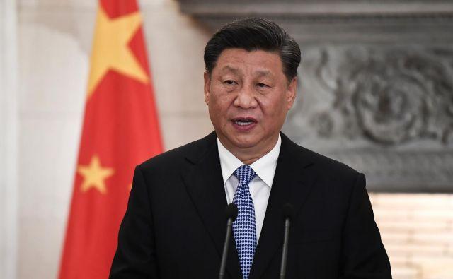 Ši Džinping Foto Pool Reuters