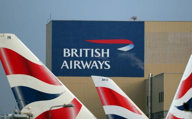 British Airways je več do profita kot do varovanja okolja. FOTO: Hannah McKay/Reuters