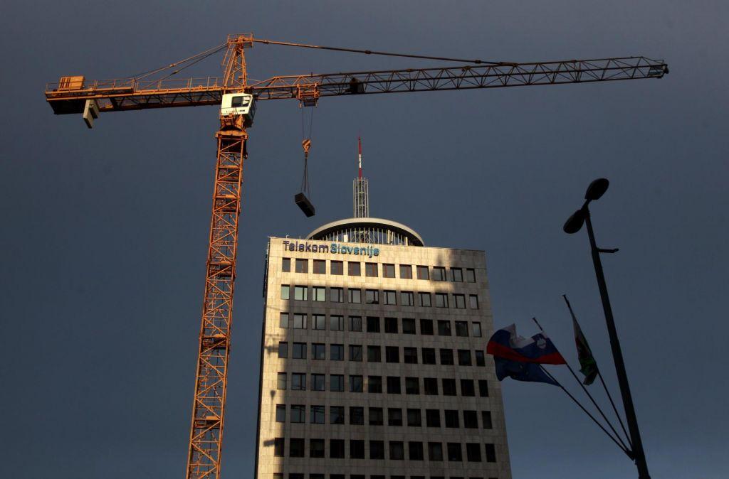 Telekom Slovenije brez bonitetne ocene