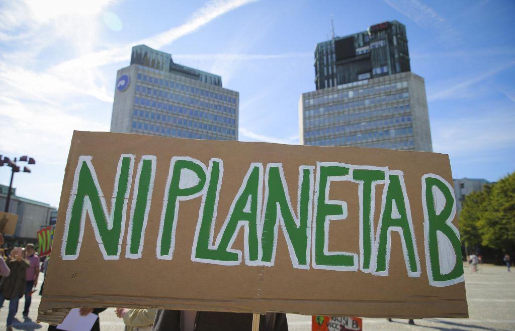 Slovenski raziskovalci pozivajo politiko: Sprejmite bolj ambiciozen podnebni načrt!