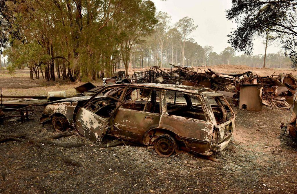V Sydneyju zaradi požarov razglasili izredno stanje