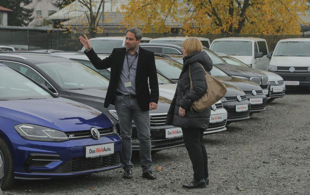 Iz Nemčije v Slovenijo predvsem dizelski avtomobili