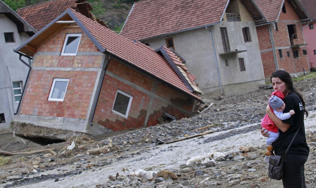 FOTO:V Srbiji že pozabljajo na katastrofalne poplave