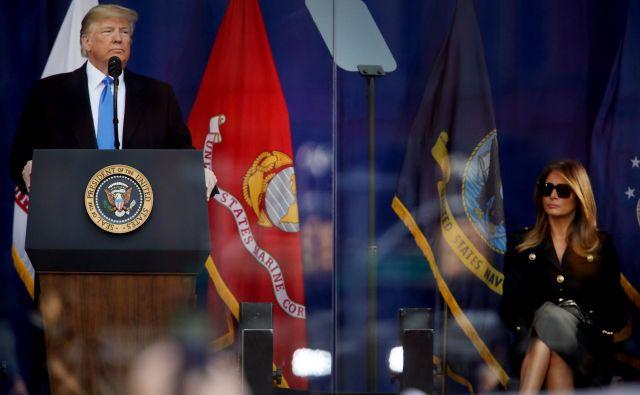 Politična usoda Donalda Trumpa bo odvisna predvsem od kongresnih republikancev. Foto AFP