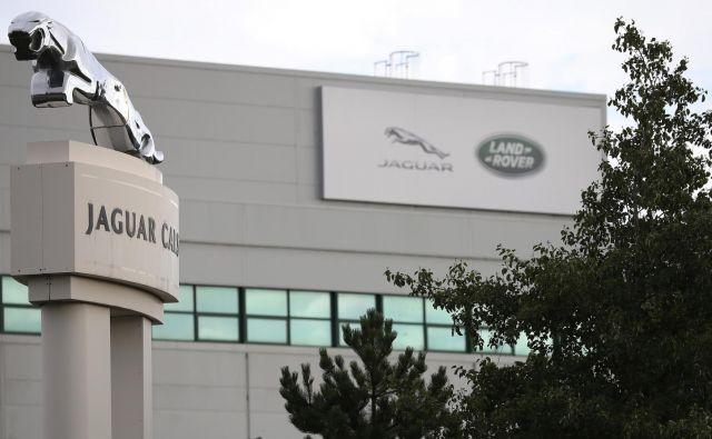 Indijski lastniki menda za Jaguar/Land Rover iščejo novega partnerja. Foto Reuters