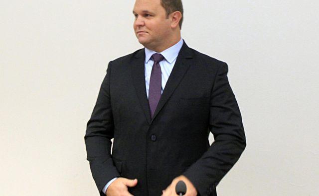 Matej Raščan je bil oproščen goljufije. FOTO: Mavric Pivk