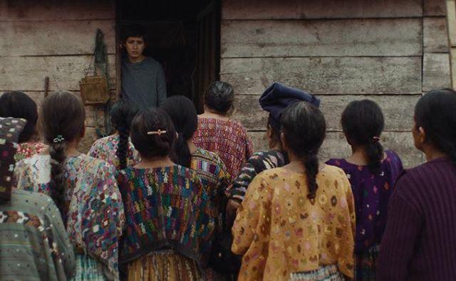 Díaz je dobil idejo, da bi posnel film o trpečih ženskah, ki si želijo vsaj to, da bi lahko pokopale svoje bližnje, med iskanjem lokacije za dokumentarni film. Foto arhiv Liffa