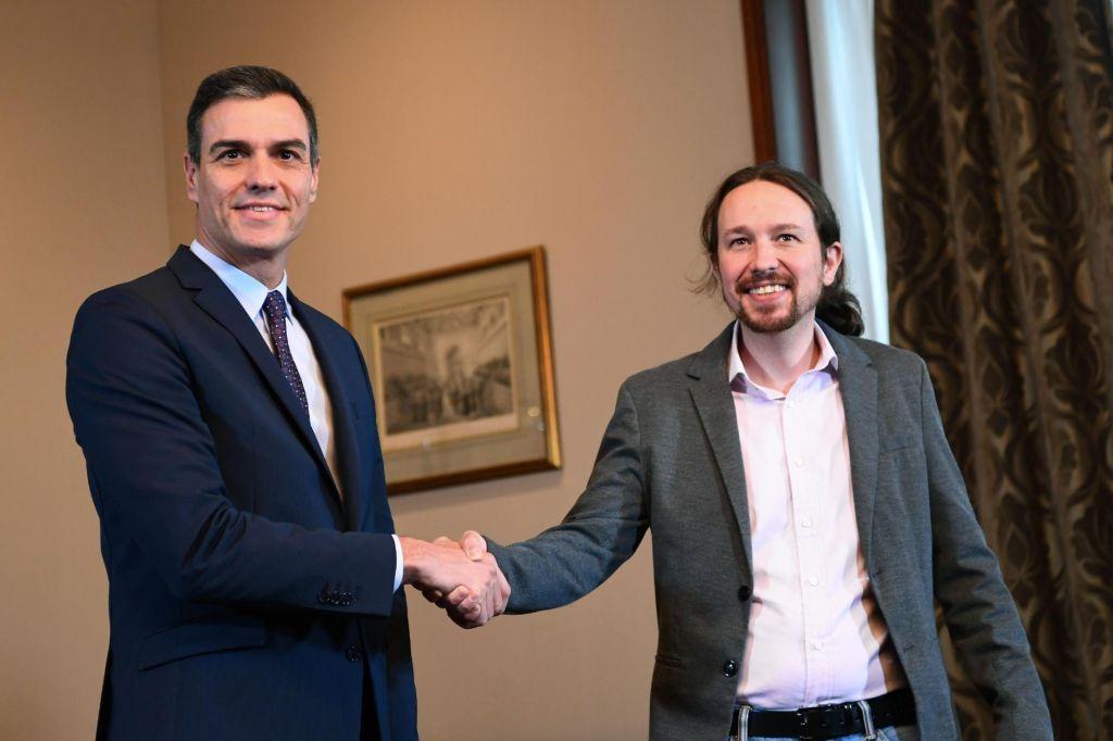 Španija pred prvo (levo) koalicijsko vlado?