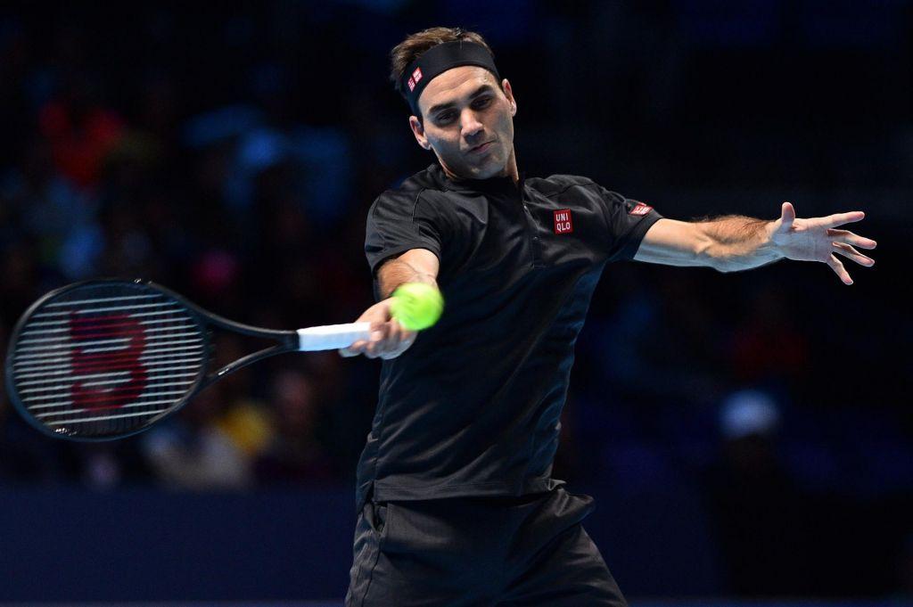 Za Rogerja polfinale še vedno zelo daleč