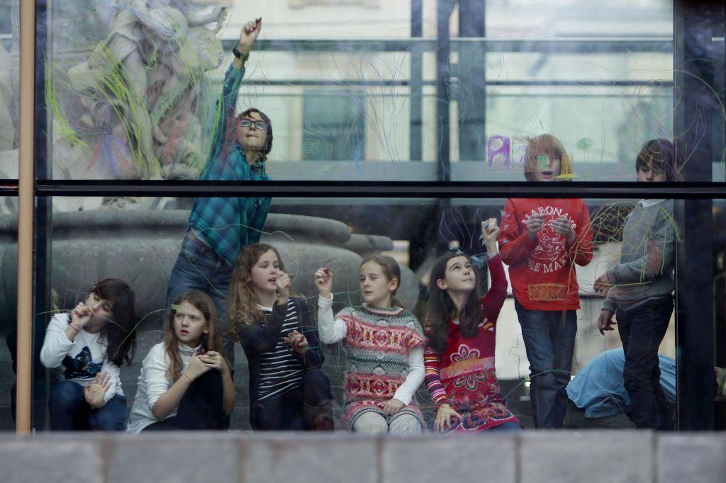 FOTO:Kako je danes biti otrok v Sloveniji?