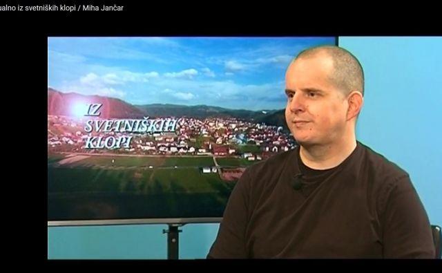 Policist Miha Jančar je na lanskih lokalnih volitvah kandidiral na listi Desusa, njegov podpis h kandidaturi je bil ponarajen.