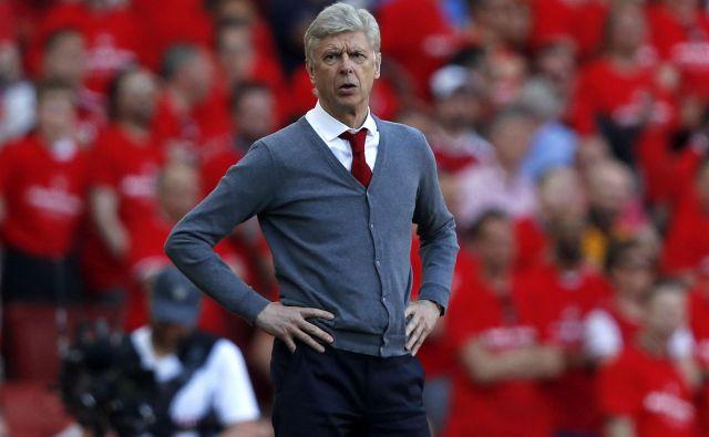 Izkušeni in uspešni Arsene Wenger se je odločil za nov izziv. FOTO: AFP