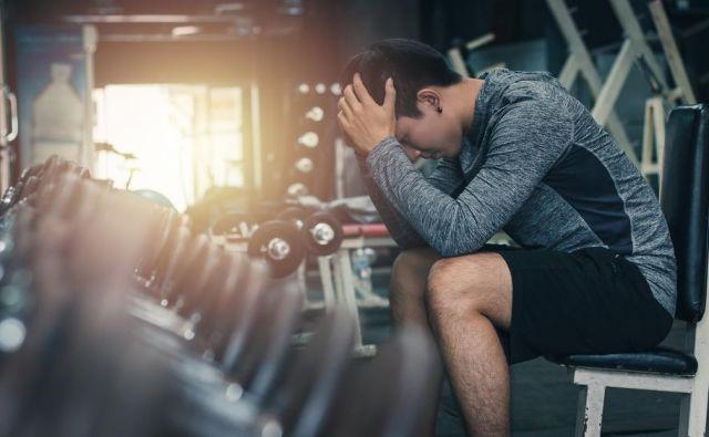 Izgorelost, pretreniranost, rak rana športnih rekreativcev. Foto: Shutterstock