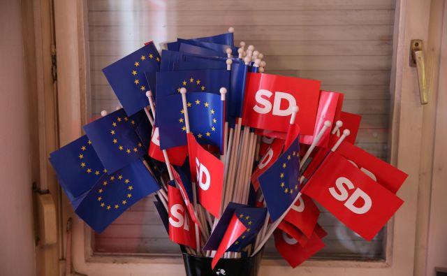 Nihče od vodstva Mladega foruma se na kongresu ne bo potegoval za nov mandat, ostajajo pa člani Mladega foruma in SD. FOTO: Jože Suhadolnik/Delo