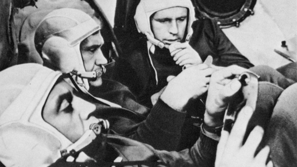 Sovjetski randevu v vesolju