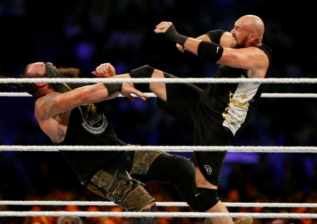 Tyson po zmagi nad Strowmanom prepričan, da bi razbil tudi Miočića (VIDEO)