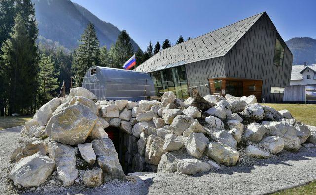Slovenski planinski muzej bo prihodnje leto praznoval deseto obletnico odprtja. FOTO: Slovenski planinski muzej
