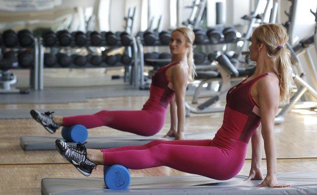 Stvari se lahko močno zapletejo, ko pošljemo bolnika na telovadbo, ki je močno orodje za urejanje bolezenske presnove, a ima še dodatne prehranske zahteve. Foto: Mavric Pivk/Delo