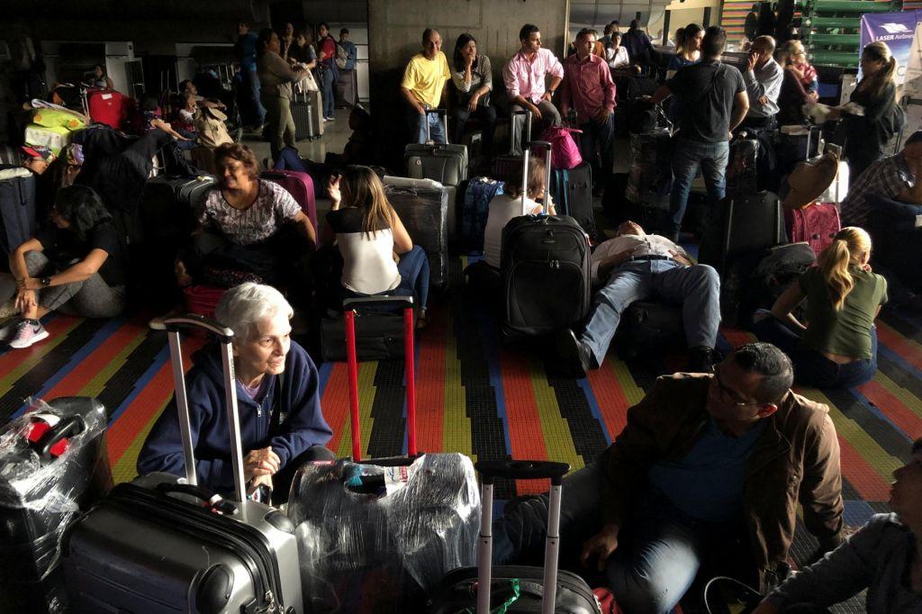 FOTO:Za prvo skupino iz Venezuele skoraj ni več ovir