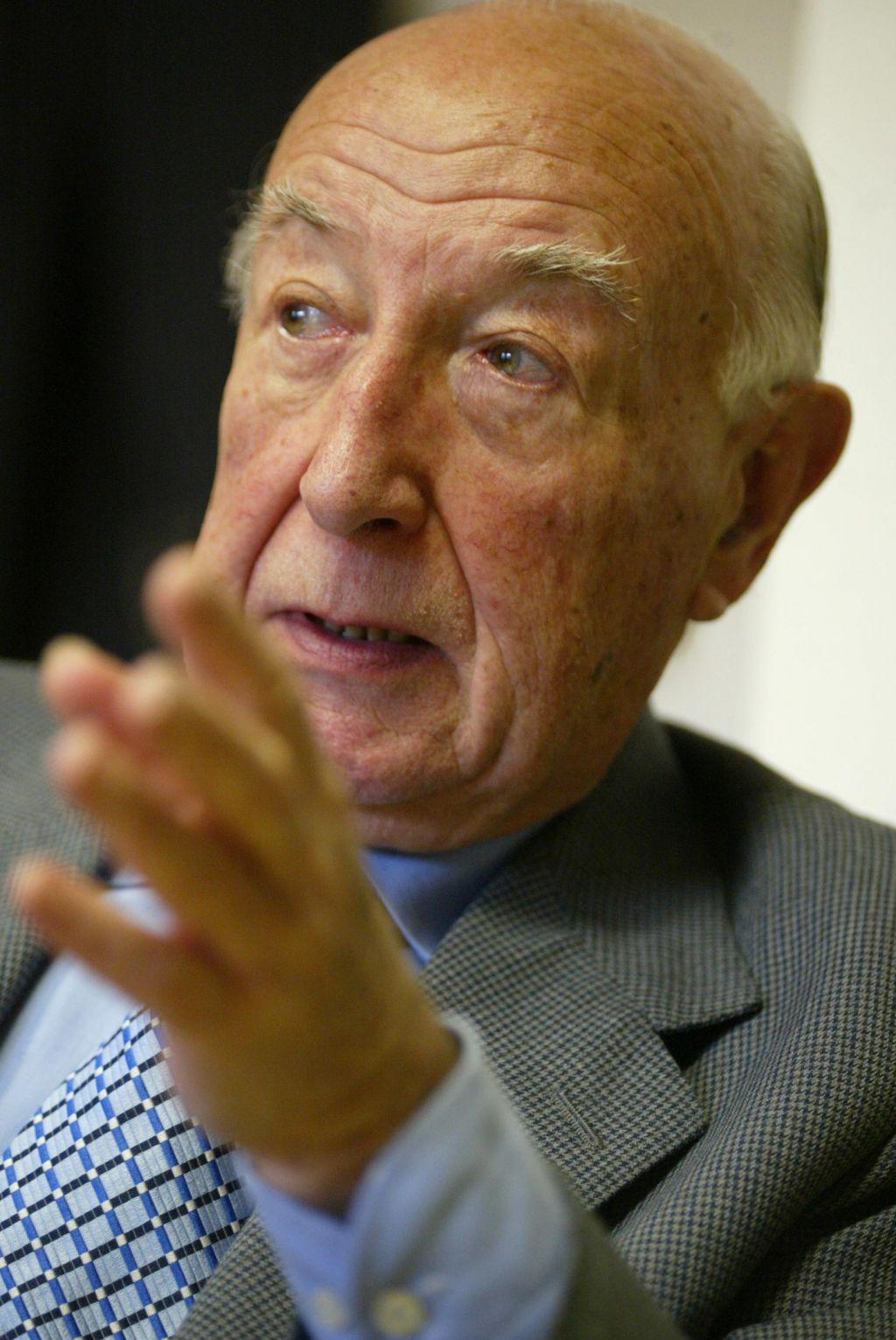 V Trstu je umrl argentinski literat Juan Octavio Prenz, povezan s Slovenijo
