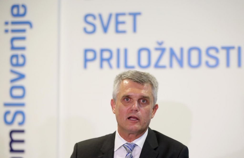 Matjaž Merkan odstopil kot predsednik uprave Telekoma Slovenije