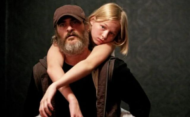 Prizor iz filma Nikoli zares tukaj (You Were Never Really Here, 2017) Foto Fivia