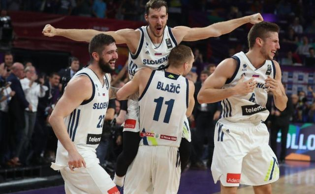 Slovenci v kvalifikacijah ne morejo računati na Gorana Dragića, lahko pa na Luko Dončića. FOTO: Reuters
