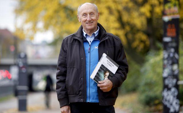 Rekorder po številu knjig med slovenskimi pisatelji Ivan Sivec FOTO: Roman Šipić