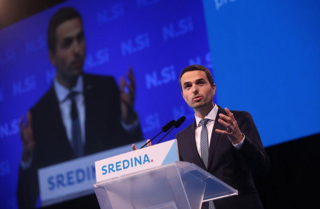 FOTO:Matej Tonin: Poglejte si latvijski model … Predsednika vlade ni dala največja stranka v koaliciji