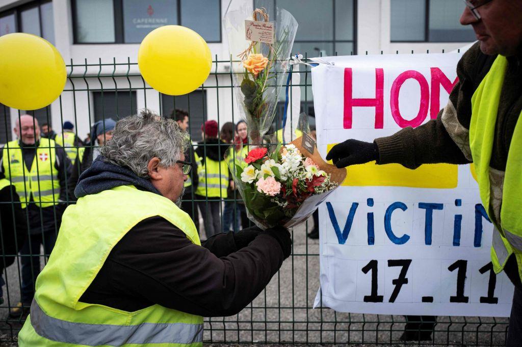 Ob obletnici gibanja rumenih jopičev več kot 250 aretacij