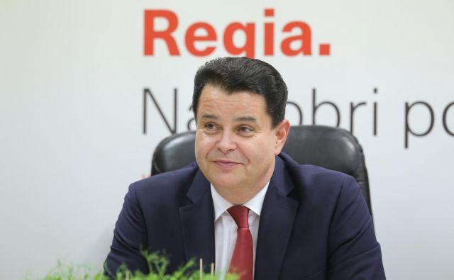 Samo Javornik, direktor skupine Regia Group.<br /> FOTO: Regia Group