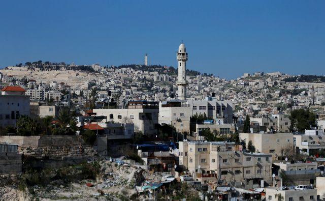 Ameriška politika je doslej, vsaj v teoriji, temeljila na pravnem mnenju, ki ga je State Department objavil leta 1978, da so izraelske naselbine na palestinskih ozemljih v nasprotju z mednarodnim pravom. FOTO: Ammar Awad/Reuters