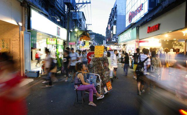 »Kitajska ne razume Tajvancev, pa tudi ne tega, da jim je veliko do načina življenja, kakršnega imajo.« FOTO: Reuters