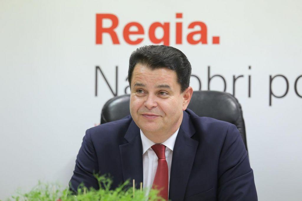 Skupina Regia zmanjšala večmilijonski dolg