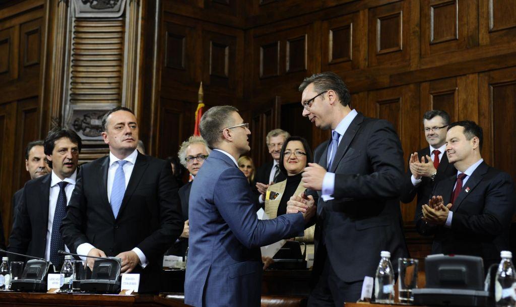 Afera, ki je srbskemu predsedniku segla do srca