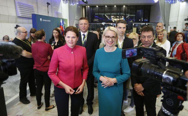 Bo Angelika Mlinar nova ministrica? FOTO: Leon Vidic/Delo