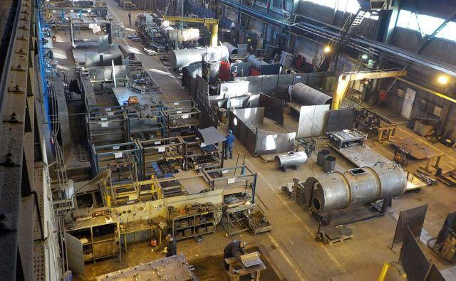 Proizvodnja v družbi Weltech je dobro organizirana, podjetje dosega visoke standarde kakovosti.<br /> Foto Kolektor Etra