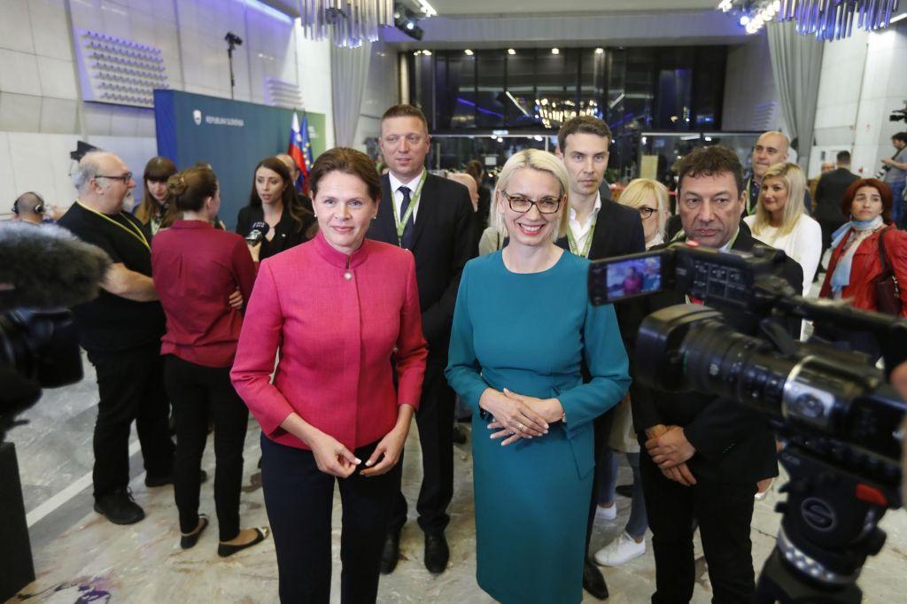 FOTO:V SAB bodo za ministrico predlagali Angeliko Mlinar, ko bo sprejet proračun